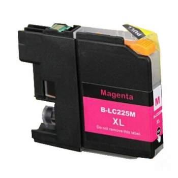Tinteiro Brother Compatível LC225 XL (Nova versão V2) Magenta