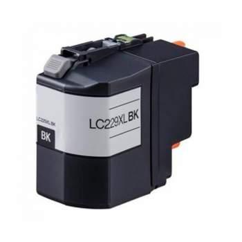 Tinteiro Brother Compatível LC229 XL (Nova versão V2) Preto