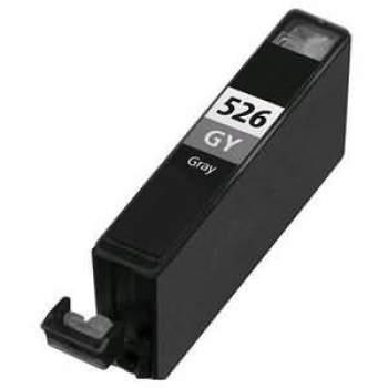 Tinteiro Canon Compatível CLI-526GY (cinzento)