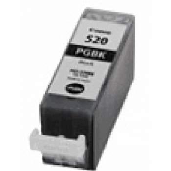 Tinteiro Canon Compatível PGI-520BK Preto