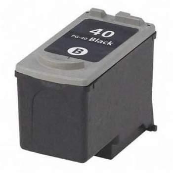 Tinteiro Canon Reciclado PG-40 / PG-37