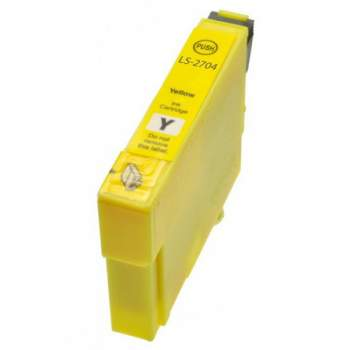 Tinteiro Compatível Epson 27 XL Amarelo