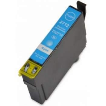 Tinteiro Compatível Epson 27 XL Azul