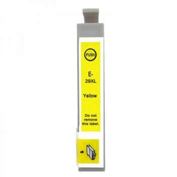Tinteiro Compatível Epson 29 XL Amarelo, T2994 / T2984