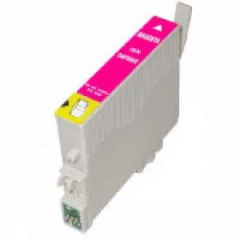 Tinteiro Compatível Epson T0613 - Magenta