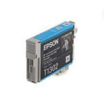 Tinteiro Epson Compatível T1302 - Azul XL