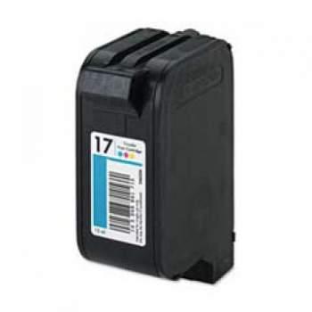Tinteiro HP 17 Reciclado (C6625A)