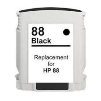 Tinteiro HP 88 XL Preto Compatível (C9396AE)