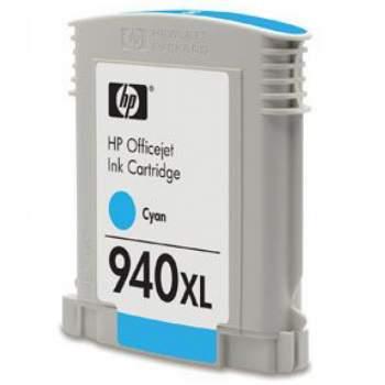 Tinteiro HP 940XL Azul Compatível (S/Chip)