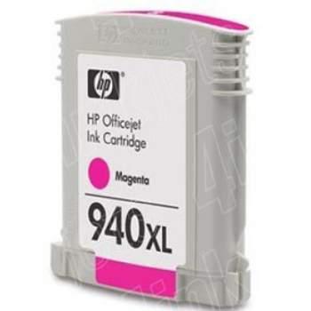 Tinteiro HP 940XL Magenta Compatível (S/Chip)