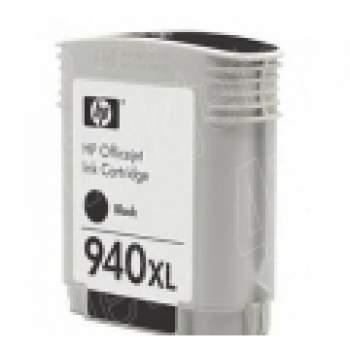 Tinteiro HP 940XL Preto Compatível (C4906AE)