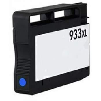 Tinteiro HP Compatível 933 XL V3 azul (CN054AE)