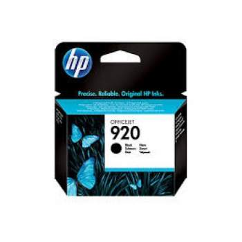 Tinteiro HP Original 920 Preto (CD971AE)