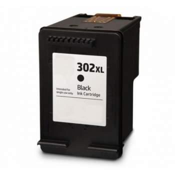 Tinteiro HP Reciclado 302 XL Preto (F6U68AE)