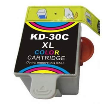 Tinteiro Kodak Compatível 30 XL Cor