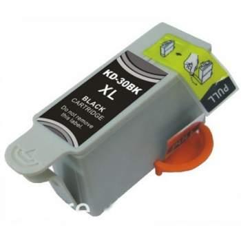 Tinteiro Kodak Compatível 30 XL Preto