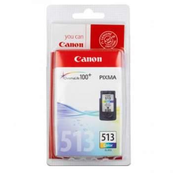 Tinteiro Original Canon CL-513 Cor