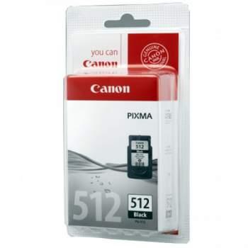 Tinteiro Original Canon PG-512 Preto
