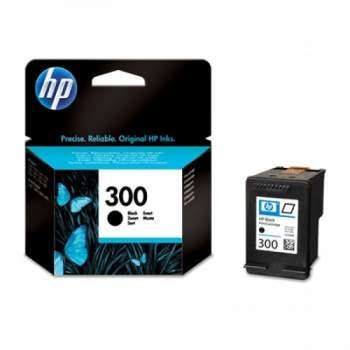 Tinteiro Original Preto HP 300 (CC640EE)