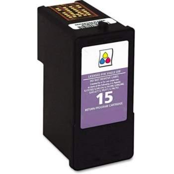 Tinteiro Reciclado Lexmark 15 Cor (18C2110E)