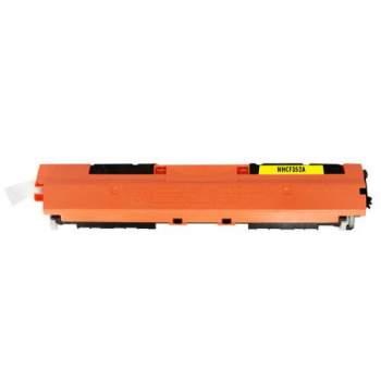 Toner 130A HP Compatível CF352A amarelo
