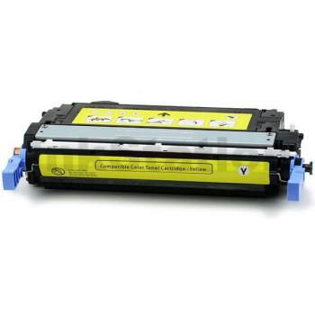 Toner 642A HP Compatível (CB402A) Amarelo