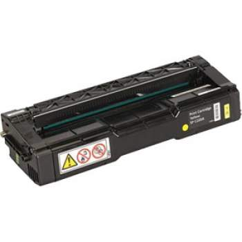 Toner Compativel Ricoh SP C220 Azul