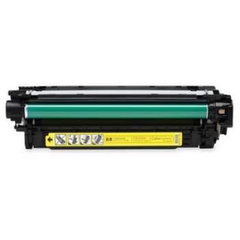 Toner HP Compatível 504A (CE252A) Amarelo
