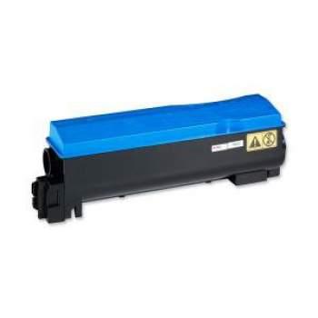 Toner Kyocera Compatível TK-550 C - azul