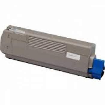 Toner OKI Compatível C610 - azul