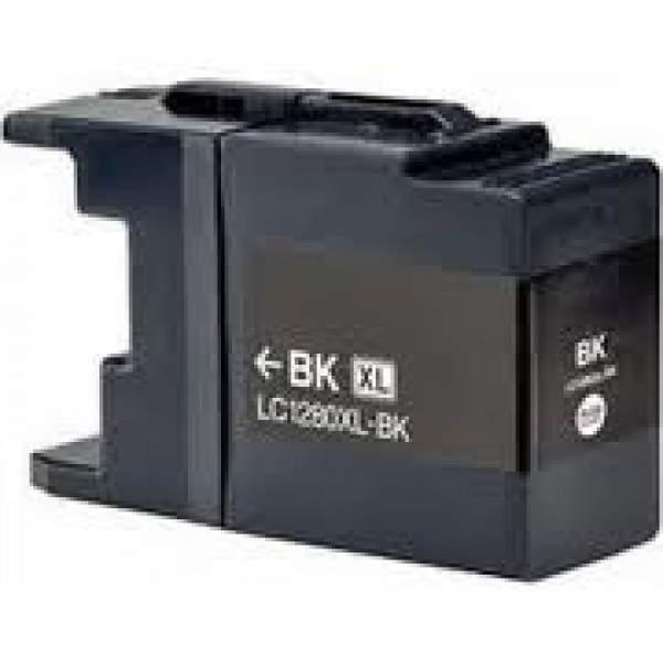 Tinteiro Brother Compatível LC1280BK XL