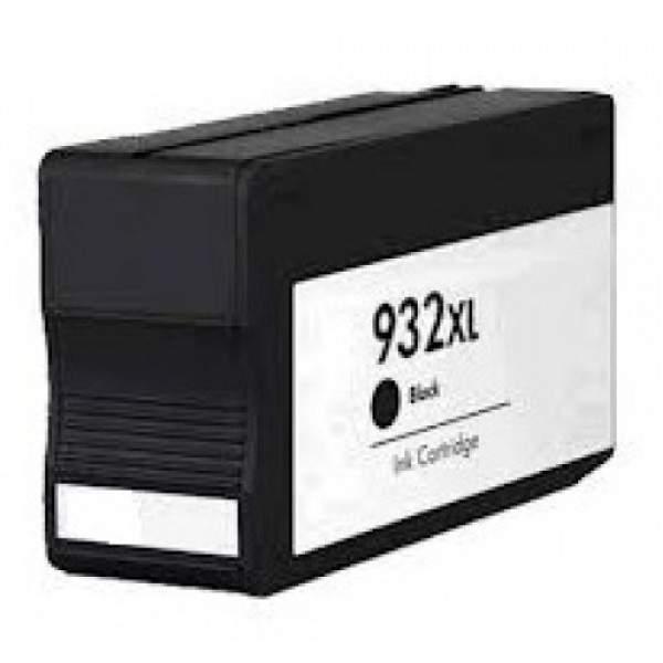 Tinteiro HP Compatível 932 XL V3 preto (CN053AE)