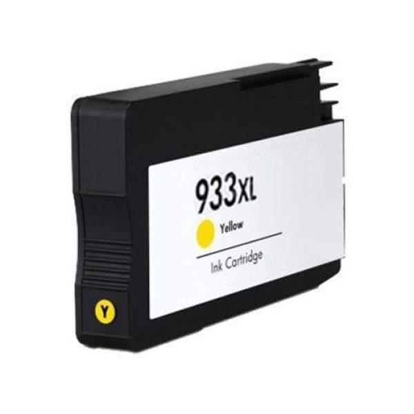 Tinteiro HP Compatível 933 XL V3 amarelo (CN056AE)