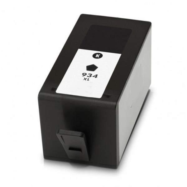 Tinteiro HP Compatível 934 XL Preto (C2P23AE)