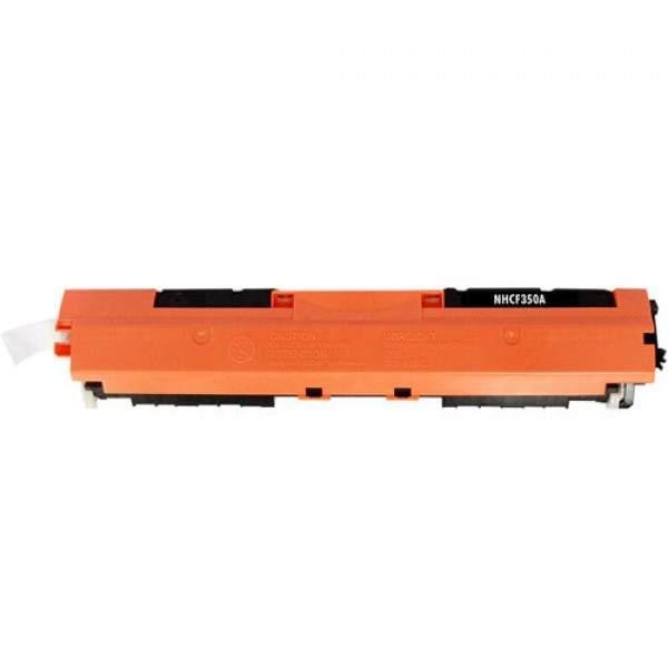 Toner 130A HP Compatível CF351A azul