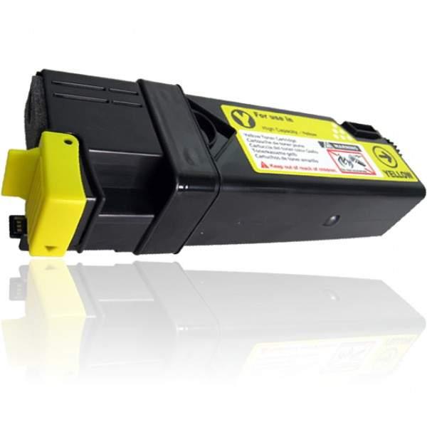Toner Xerox Phaser 6130 / 6125 amarelo